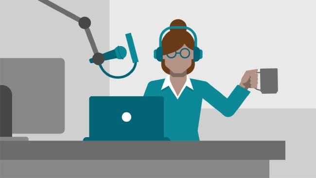 3-Podcasts-Audio-Content