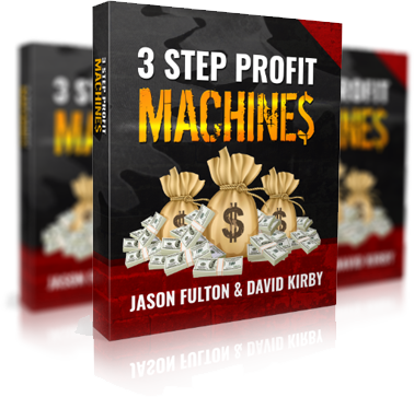 3 Step Profit Machines Cover