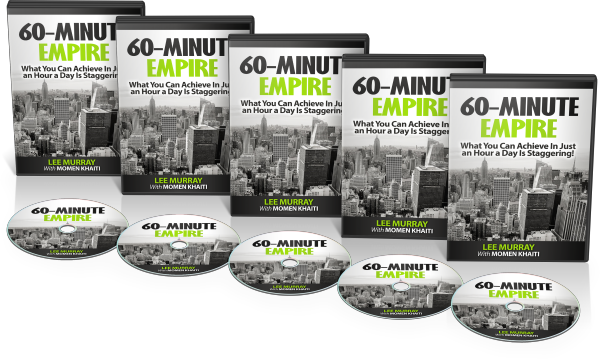 60-Minute Empire Cover
