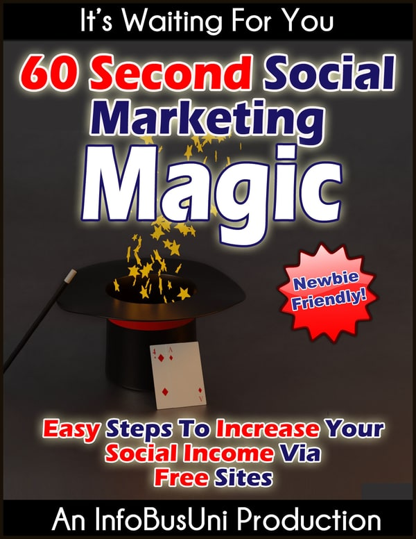 60 Seconds Social Marketing Magic