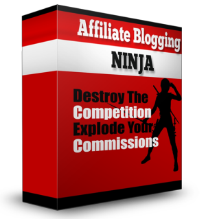 Affiliate Blogging Ninja Cover
