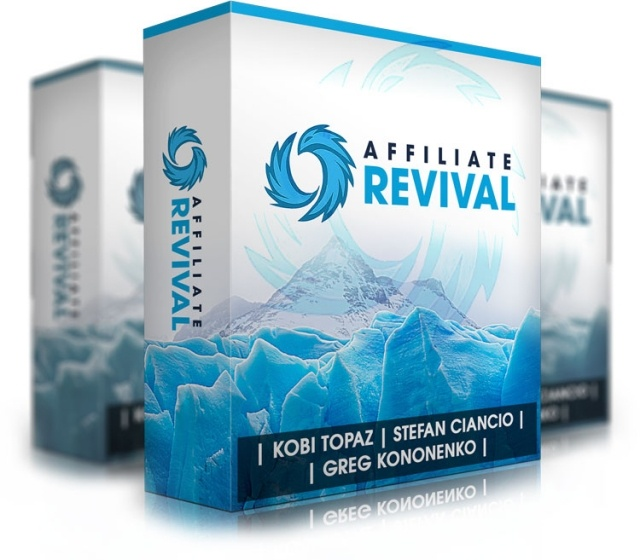 Affiliate Revival Cover