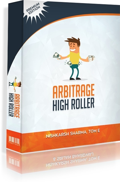 Arbitrage High Roller Cover