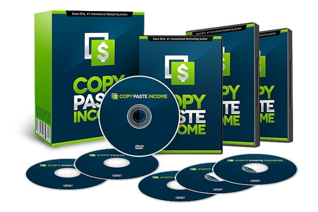 Copy Paste Income System Cover