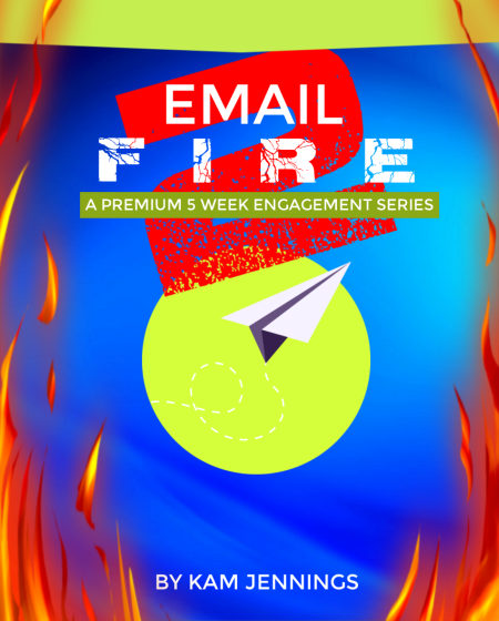 Email Fire 2 Cover