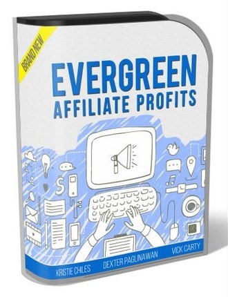 Evergreen Affiliate Profits Cover