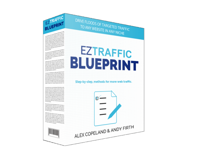 EZ Traffic Blueprint Cover