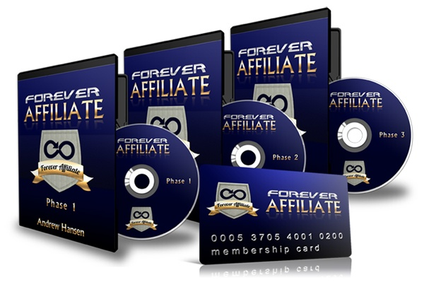 Forever Affiliate Cover