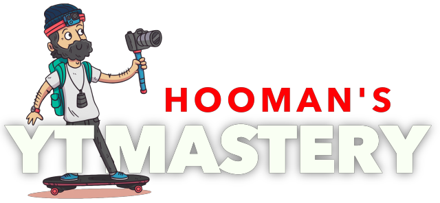 HoomanTV's YT Mastery Cover