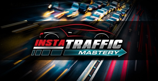 Insta Traffic Mastery Cover