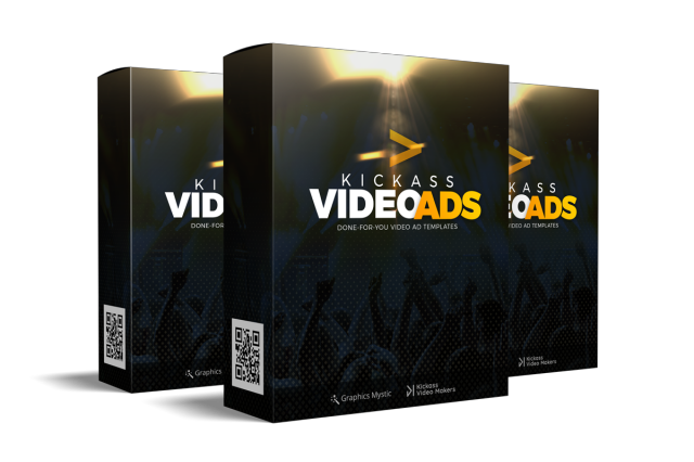 Kick-Ass Video Ads Cover