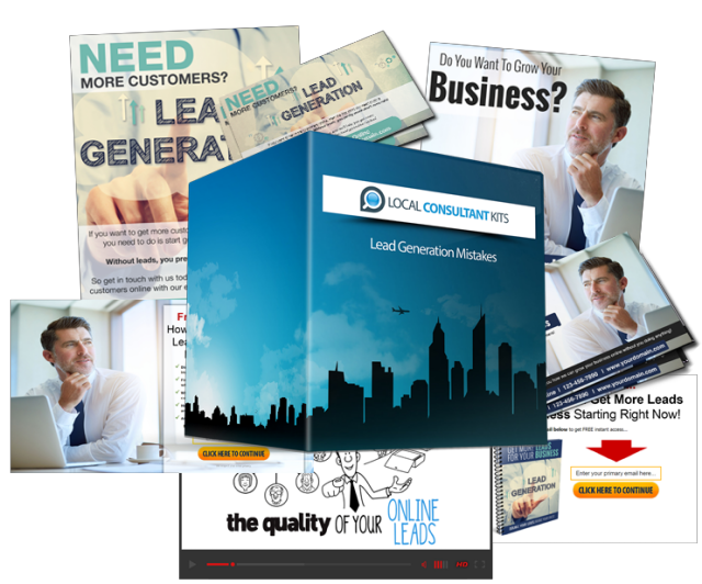 Lead Generation Mistakes Cover