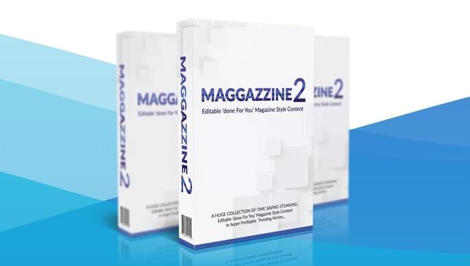 Maggazzine 2 Cover