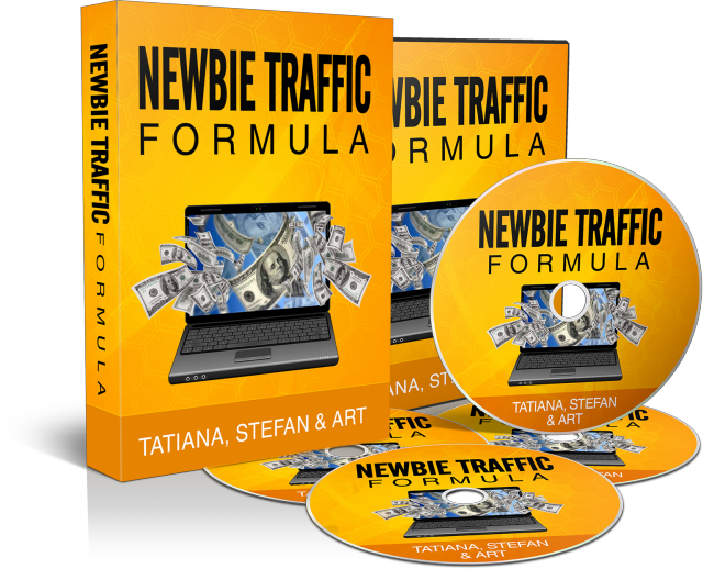 Newbie Traffic Formula Cover