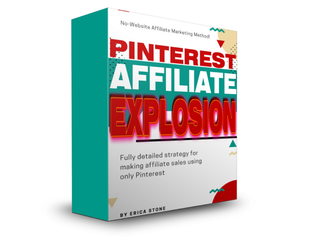 Pinterest Affiliate Explosion Cover