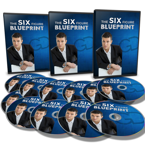 Six Figure Blueprint Cover