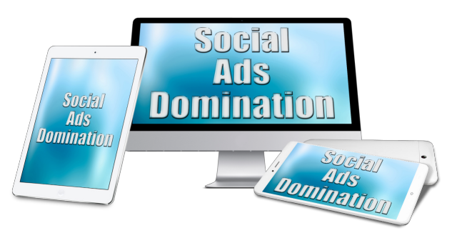 Social Ads Domination Cover