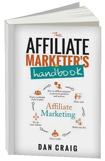 The Affiliate Marketer's Handbook Cover