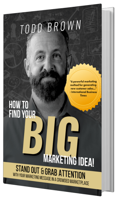 The Big Marketing Idea Formula Cover