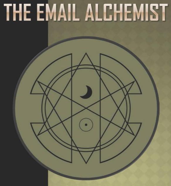 The Email Alchemist Cover