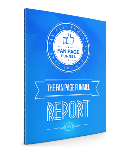 The Fan Page Funnel Report Cover
