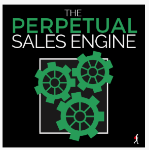 The Perpetual Sales Engine Cover