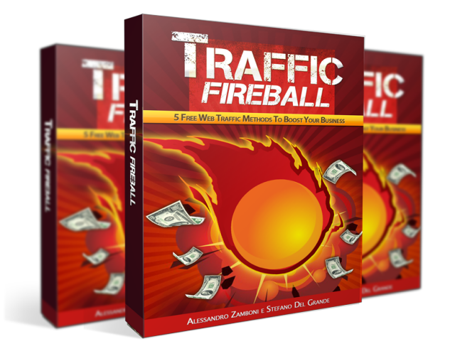 Traffic Fireball Cover