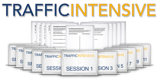 Traffic Intensive Cover