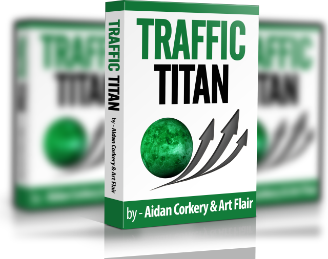 Traffic Titan Cover