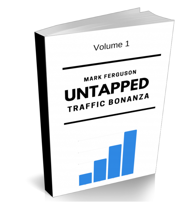 Untapped Traffic Bonanza Cover