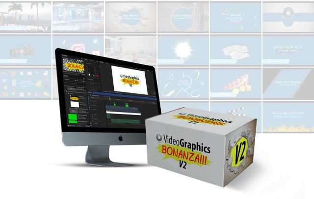 Video Graphics Bonanza V2 Cover