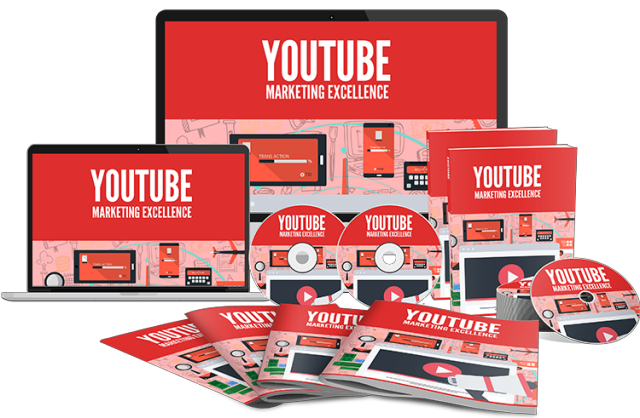 Youtube Marketing Excellence Cover