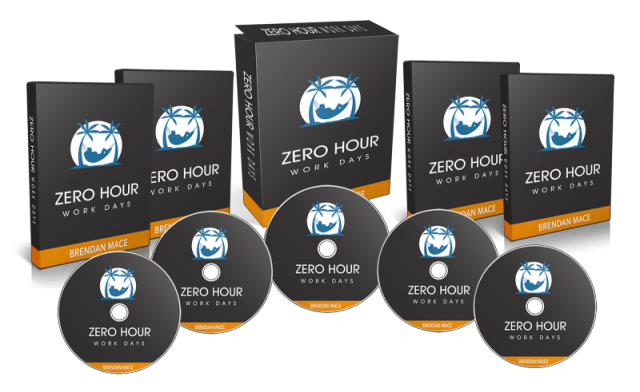 Zero Hour Work Days Cover