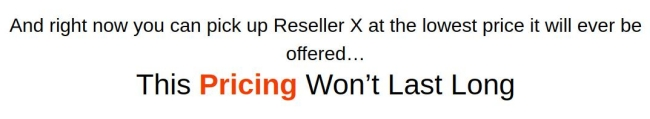 reseller-x-pricing