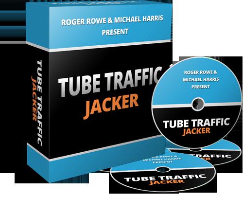 Tube Traffic Jacker Cover