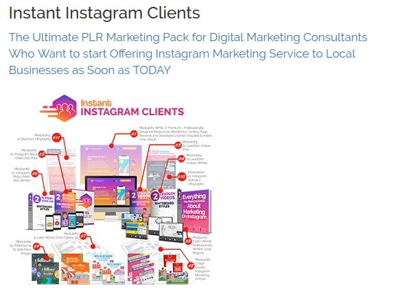 instant-instagram-clients-plr-features
